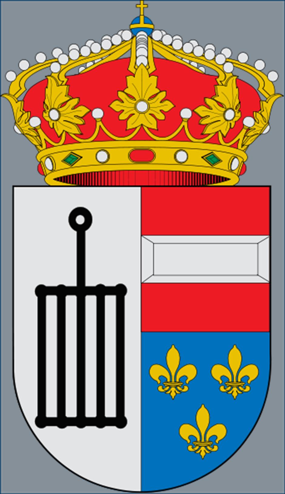 341px-Escudo_de_San_Lorenzo_del_Escorial.svg