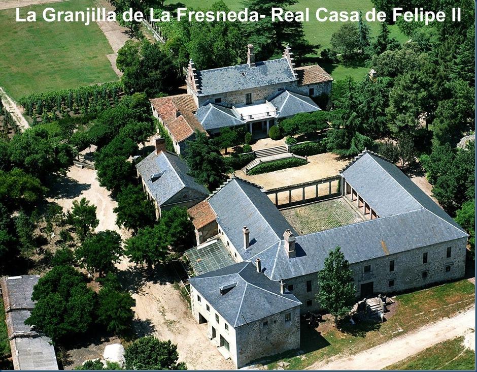 escorial granja peralejo: