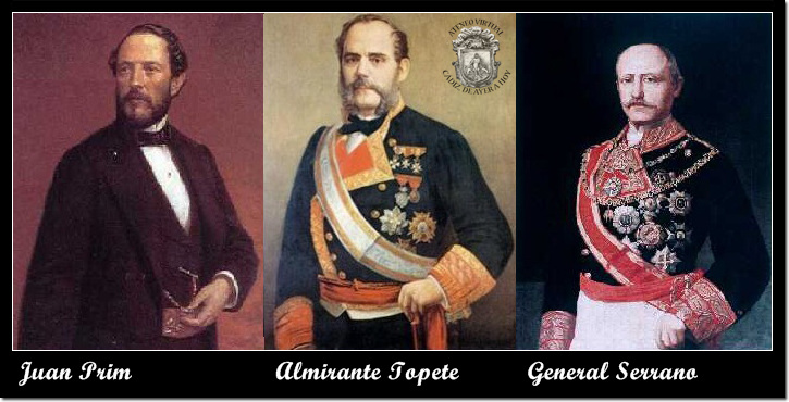 Image result for LA GLORIOSA ISABEL II